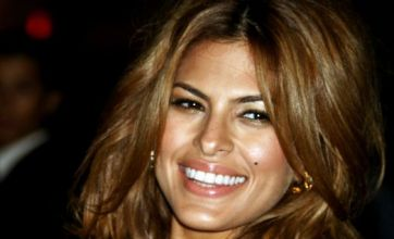 Eva Mendes: Full-frontal nudity is 'scary'