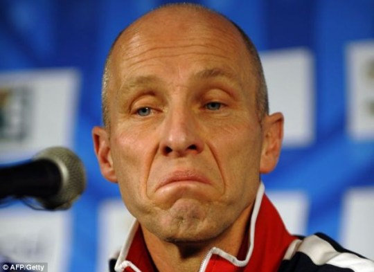 Tip: Bob Bradley could take over at Fulham
