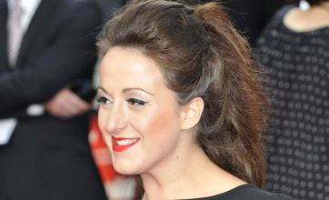 Natalie Cassidy flashes her curves in skin-tight dress on the red carpet