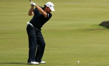 Graeme McDowell: I paid price for major partying