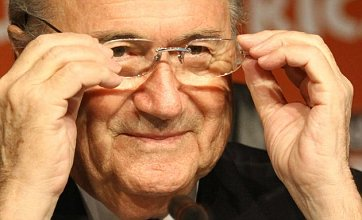 Sepp Blatter's goal-line technology review pledge 'won't be discussed by Fifa'
