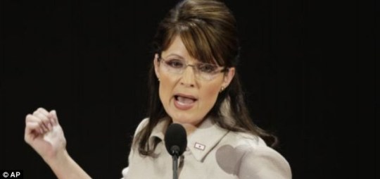 Sarah Palin, or is it William Shakespeare?