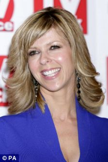 Kate Garraway is to take on the role of entertainment editor for Daybreak
