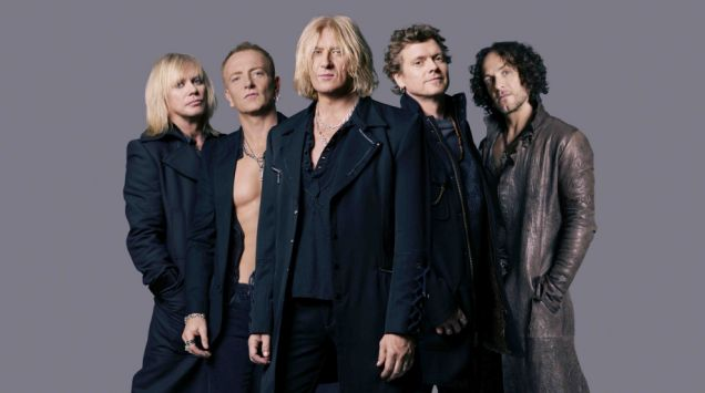 Def Leppard: They rock
