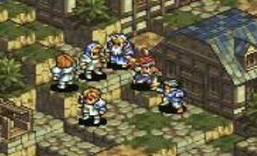 Square Enix to revamp Tactics Ogre