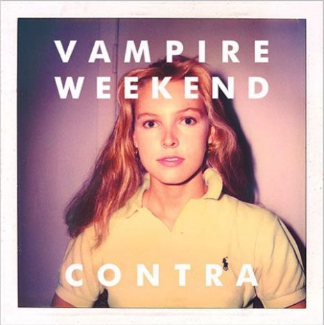 Ann Kirsten Kennis' image was used on Vampire Weekend's cover for Contra