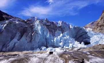 Norway: This glacier's a tall order