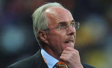 Sven-Goran Eriksson leads the way to replace Roy Hodgson at Fulham