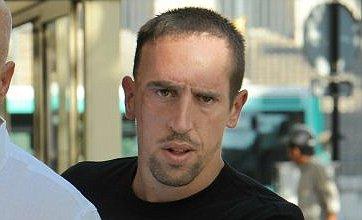 Franck Ribery laments 'depressing' Zahia Dehar prostitute sex scandal