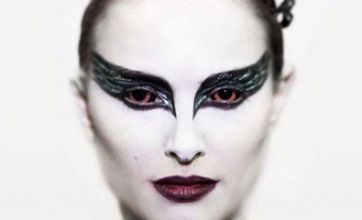 Natalie Portman transformed into sexy ballerina in first Black Swan film pics