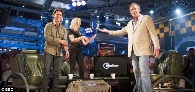 Jeremy Clarkson makes joke on Top Gear