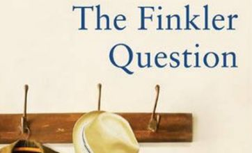 The Finkler Question is very good, no question about it