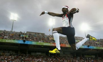 Phillips Idowu wins triple jump gold for Britain