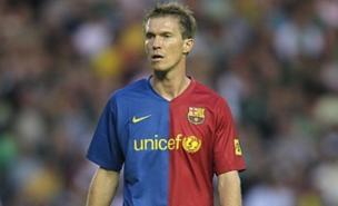 Alexander Hleb could return to England (Allstar)
