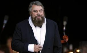 Brian Blessed is the latest sat nav star (Allstar)
