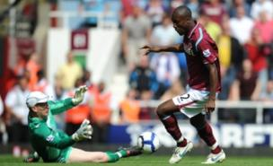 Carlton Cole is a target for Stoke City (PA)