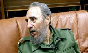 Fidel Castro fears that nuclear war is imminent (Allstar)