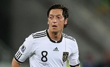 Mesut Ozil scouted by Manchester United boss Sir Alex Ferguson