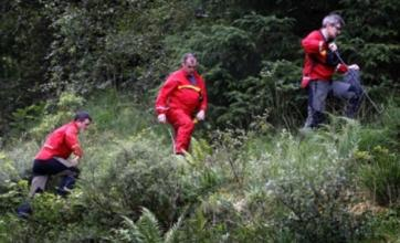 Suzanne Pilley search continues with help from mountain rescue teams