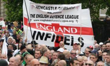 English Defence League's Bradford march banned by Theresa May