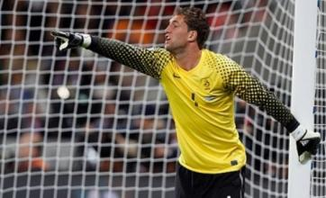 Maarten Stekelenburg 'is Arsenal's new goalkeeping transfer target'