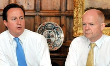 Republican terrorists 'planning Tory conference bomb threat'