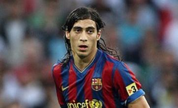 Martin Caceres 'offered to Liverpool' in Javier Mascherano transfer
