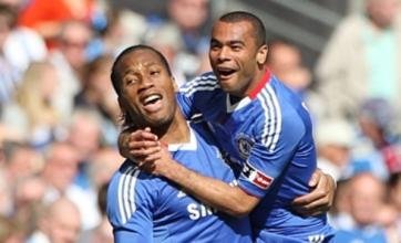 Didier Drogba and Ashley Cole 'should join Real Madrid' says Jose Mourinho