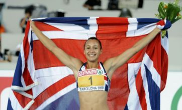 Jessica Ennis: It'll be tough to get gold at the London 2012 Olympics