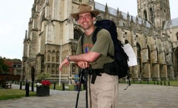 Former soldier walked 130 miles for charity – barefoot