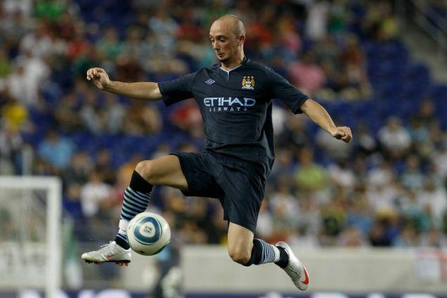 Stephen Ireland may transfer to Aston Villa (Getty)