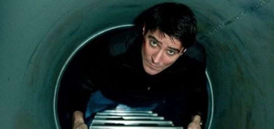 Going down? Goran Visnjic as Samson in The Deep