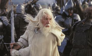 Lord Of The Rings tops poll of films that make men cry