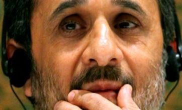 Mahmoud Ahmadinejad survives grenade attack