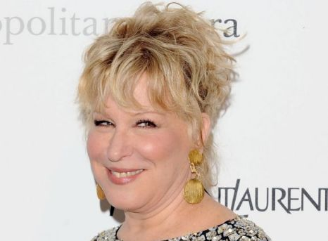 Bette Midler plays the 'creepy and wonderful' Kitty Galore in Cats & Dogs