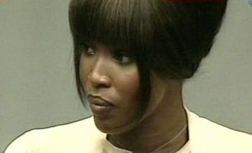 Naomi Campbell: I was given dirty rocks from Charles Taylor