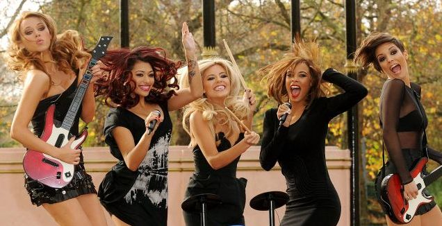 The Saturdays will be releasing Higher (Photo: PA)