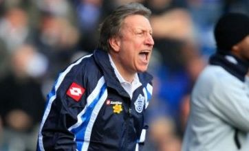Neil Warnock plays down QPR's Championship title hopes