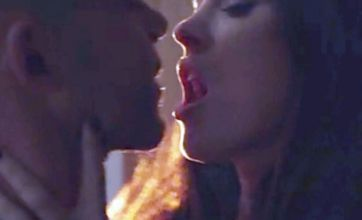 Megan Fox lashes out in Eminem and Rihanna's raunchy Love The Way You Lie video