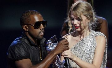 Kanye West says sorry for Taylor Swift MTV Video Awards gaffe