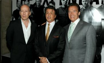 Sylvester Stallone hints at more Expendables films