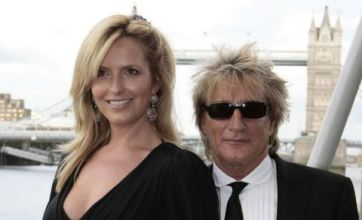 Rod Stewart to become a dad for the eighth time