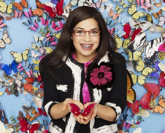 Ugly Betty: Let's face it, she never was that ugly (E4)