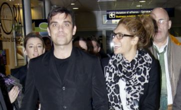 Robbie Williams was helped by Queen of Hearts for proposing to Ayda Field