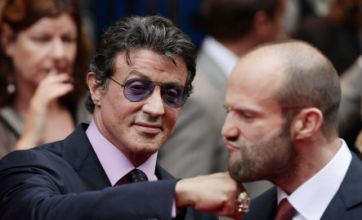 Sylvester Stallone wants 'radical' Expendables sequel