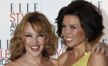 Dannii Minogue gives sister Kylie top beauty tips for staying young