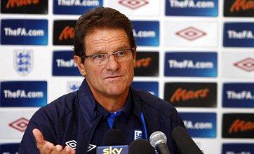 Fabio Capello: England's Euro 2012 campaign is my biggest challenge ever