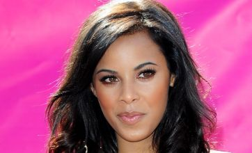 Rochelle Wiseman: Marvin is 'off the Richter scale' in bed