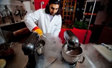 The Chin Chin Laboratorists: Dishing out excellent ice cream