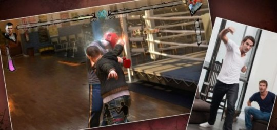 Fighters Uncaged – The first knockout Kinect game?